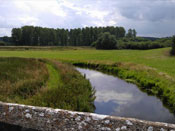 View from the Wiveton, Cley & Glandford Explorer Route